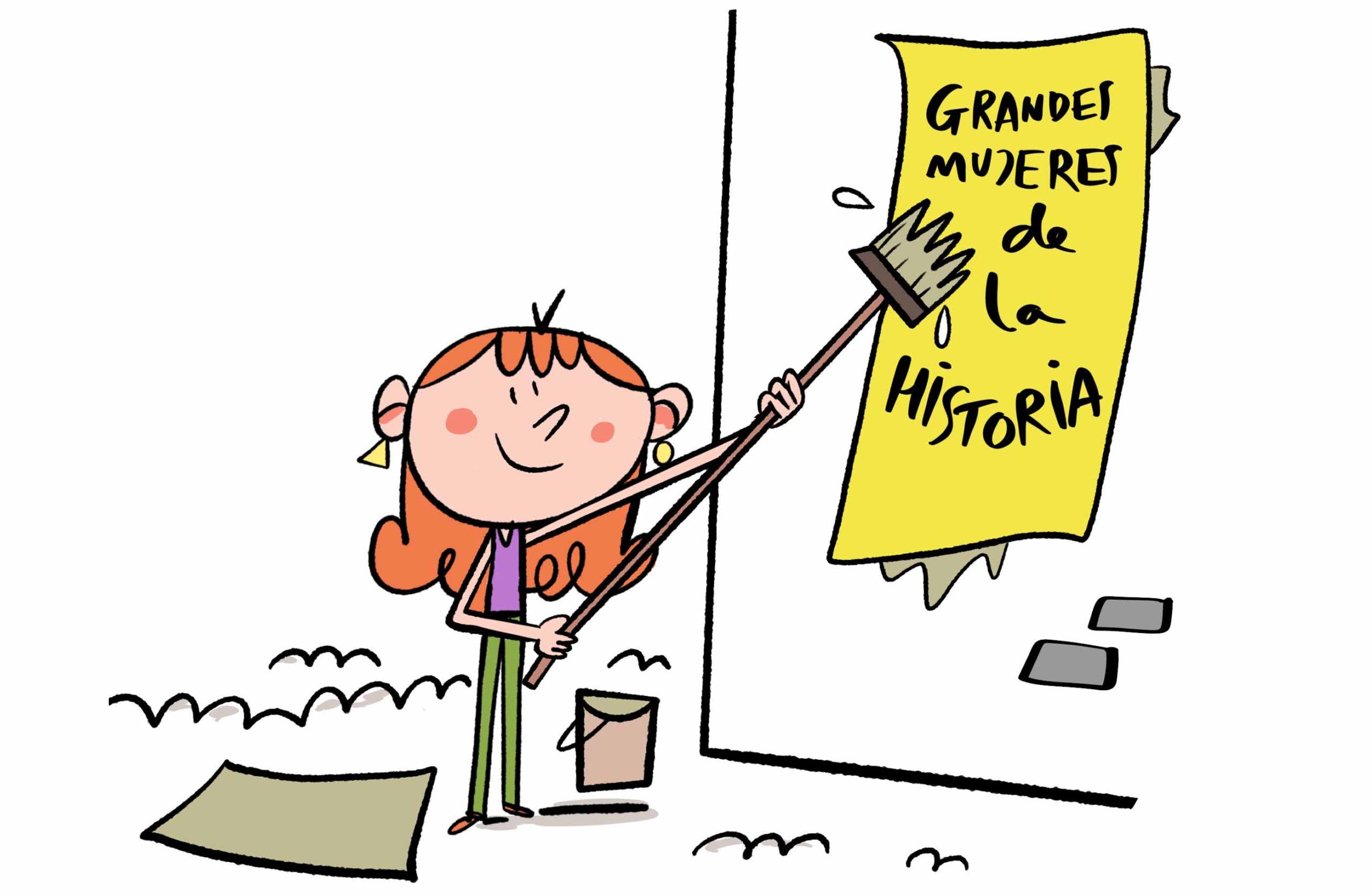 Cuentos ilustrados para fomentar la igualdad de género